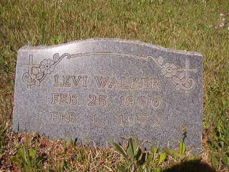 WALKER, LEVI - Columbia County, Arkansas | LEVI WALKER - Arkansas Gravestone Photos