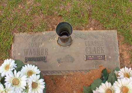 WALKER, SOREE - Columbia County, Arkansas | SOREE WALKER - Arkansas Gravestone Photos