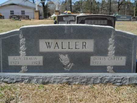 CARTER WALLER, DORIS - Columbia County, Arkansas | DORIS CARTER WALLER - Arkansas Gravestone Photos