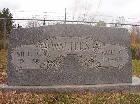 WALTERS, MABLE C - Columbia County, Arkansas | MABLE C WALTERS - Arkansas Gravestone Photos