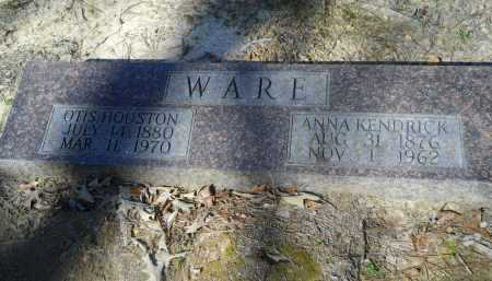 WARE, ANNA - Columbia County, Arkansas | ANNA WARE - Arkansas Gravestone Photos