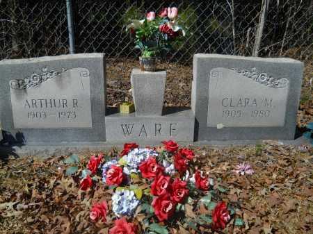 WARE, CLARA M - Columbia County, Arkansas | CLARA M WARE - Arkansas Gravestone Photos