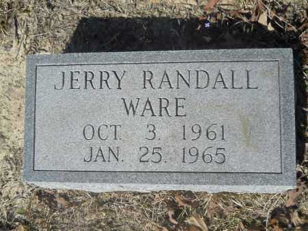 WARE, JERRY RANDALL - Columbia County, Arkansas | JERRY RANDALL WARE - Arkansas Gravestone Photos