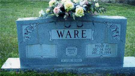 WARE, PEGGY JO - Columbia County, Arkansas | PEGGY JO WARE - Arkansas Gravestone Photos