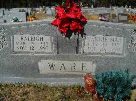 HICKMAN WARE, NANNIE MAE - Columbia County, Arkansas | NANNIE MAE HICKMAN WARE - Arkansas Gravestone Photos