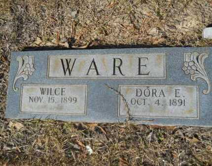 WARE, WILCE - Columbia County, Arkansas | WILCE WARE - Arkansas Gravestone Photos