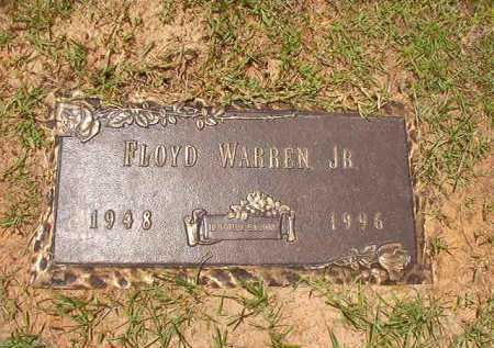 WARREN, JR, FLOYD - Columbia County, Arkansas | FLOYD WARREN, JR - Arkansas Gravestone Photos