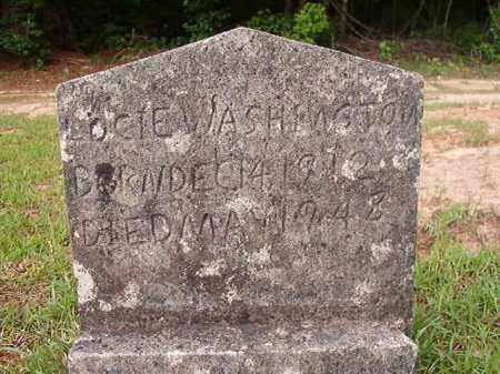 WASHINGTON, LOCIE - Columbia County, Arkansas | LOCIE WASHINGTON - Arkansas Gravestone Photos