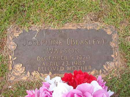 WATSON, JOSEPHINE - Columbia County, Arkansas | JOSEPHINE WATSON - Arkansas Gravestone Photos
