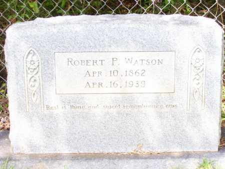 WATSON, ROBERT PERKINS - Columbia County, Arkansas | ROBERT PERKINS WATSON - Arkansas Gravestone Photos