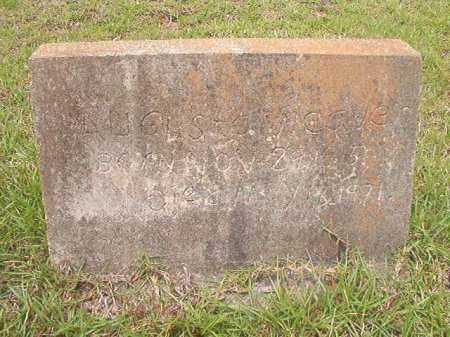 WEAVER, AUGUSTA - Columbia County, Arkansas | AUGUSTA WEAVER - Arkansas Gravestone Photos