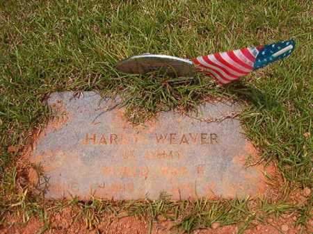 WEAVER (VETERAN WWII), HARRY - Columbia County, Arkansas | HARRY WEAVER (VETERAN WWII) - Arkansas Gravestone Photos