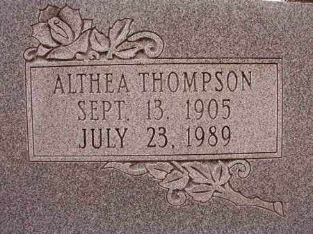 WELLS, ALTHEA - Columbia County, Arkansas | ALTHEA WELLS - Arkansas Gravestone Photos