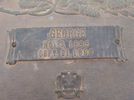 WEST, GEORGE - Columbia County, Arkansas | GEORGE WEST - Arkansas Gravestone Photos