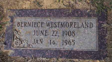 WESTMORELAND, BERNIECE - Columbia County, Arkansas | BERNIECE WESTMORELAND - Arkansas Gravestone Photos