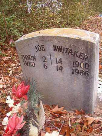 WHITAKER, JOE - Columbia County, Arkansas | JOE WHITAKER - Arkansas Gravestone Photos