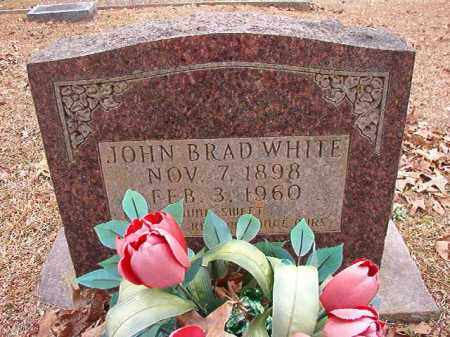 WHITE, JOHN BRAD - Columbia County, Arkansas | JOHN BRAD WHITE - Arkansas Gravestone Photos