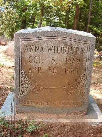 WILBOURN, ANNA - Columbia County, Arkansas | ANNA WILBOURN - Arkansas Gravestone Photos