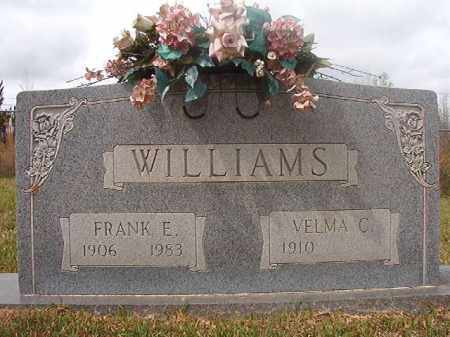 WILLIAMS, VELMA C - Columbia County, Arkansas | VELMA C WILLIAMS - Arkansas Gravestone Photos