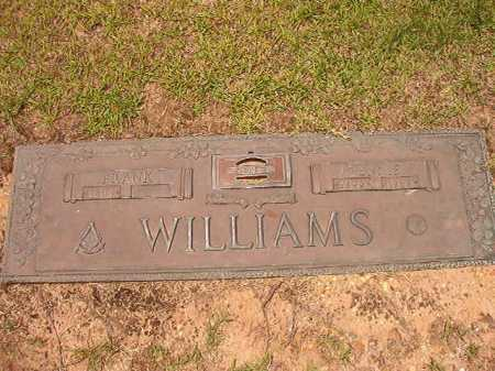 WILLIAMS, TENNIE - Columbia County, Arkansas | TENNIE WILLIAMS - Arkansas Gravestone Photos
