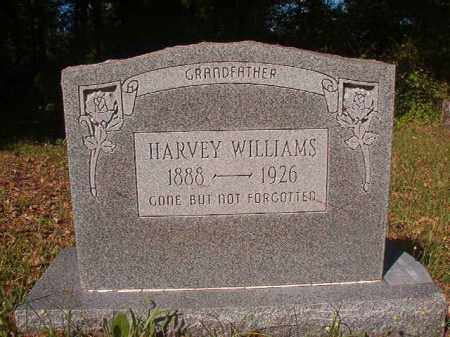 WILLIAMS, HARVEY - Columbia County, Arkansas | HARVEY WILLIAMS - Arkansas Gravestone Photos