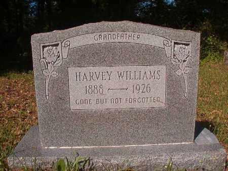 WILLIAMS, HARVEY - Columbia County, Arkansas | HARVEY WILLIAMS - Arkansas Gravestone Photos