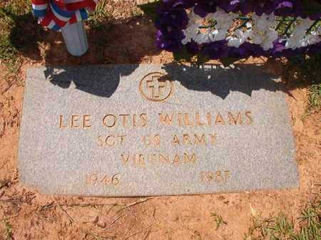 WILLIAMS (VETERAN VIET), LEE OTIS - Columbia County, Arkansas | LEE OTIS WILLIAMS (VETERAN VIET) - Arkansas Gravestone Photos
