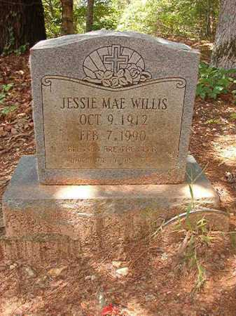 WILLIS, JESSIE MAE - Columbia County, Arkansas | JESSIE MAE WILLIS - Arkansas Gravestone Photos