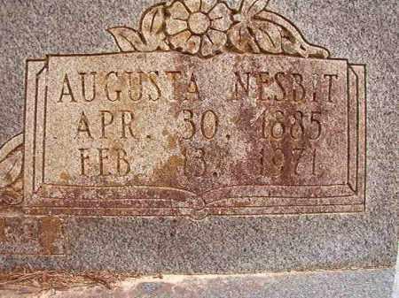 WILSON, AUGUSTA - Columbia County, Arkansas | AUGUSTA WILSON - Arkansas Gravestone Photos