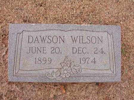 WILSON, DAWSON - Columbia County, Arkansas | DAWSON WILSON - Arkansas Gravestone Photos