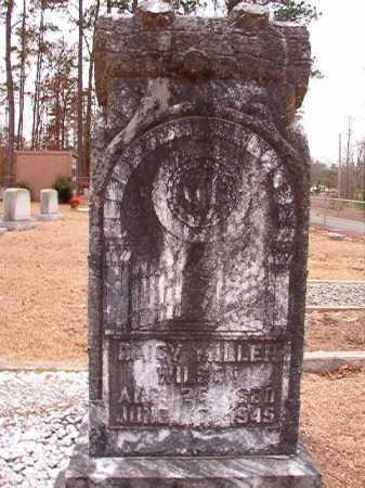 MILLER WILSON, DAISY - Columbia County, Arkansas | DAISY MILLER WILSON - Arkansas Gravestone Photos