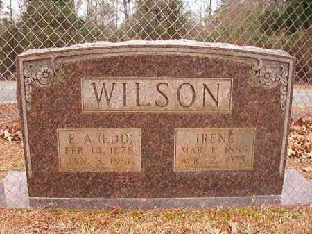 WILSON, E A (EDD) - Columbia County, Arkansas | E A (EDD) WILSON - Arkansas Gravestone Photos