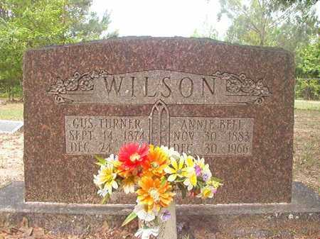 WILSON, ANNIE BELL - Columbia County, Arkansas | ANNIE BELL WILSON - Arkansas Gravestone Photos