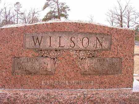WILSON, DERA - Columbia County, Arkansas | DERA WILSON - Arkansas Gravestone Photos