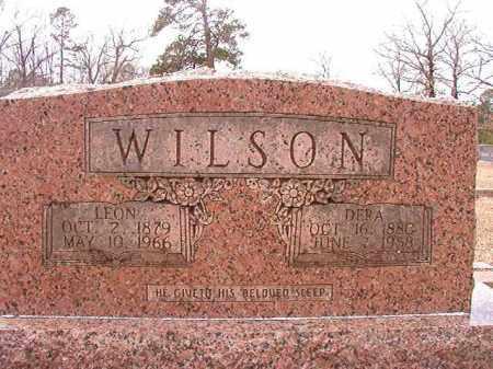 WILSON, LEON - Columbia County, Arkansas | LEON WILSON - Arkansas Gravestone Photos