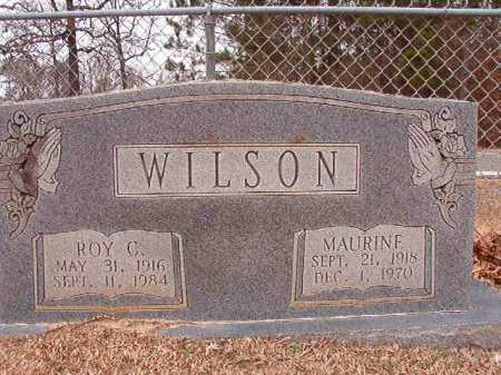 WILSON, ROY C - Columbia County, Arkansas | ROY C WILSON - Arkansas Gravestone Photos