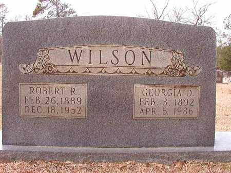 WILSON, ROBERT R - Columbia County, Arkansas | ROBERT R WILSON - Arkansas Gravestone Photos