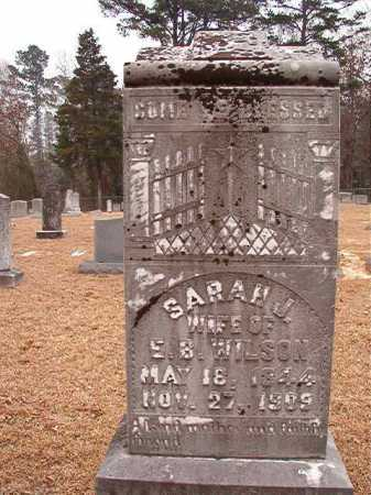 WILSON, SARAH J - Columbia County, Arkansas | SARAH J WILSON - Arkansas Gravestone Photos