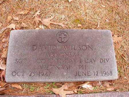 WILSON (VETERAN VIET), DAVID - Columbia County, Arkansas | DAVID WILSON (VETERAN VIET) - Arkansas Gravestone Photos