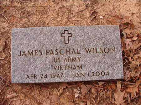 WILSON (VETERAN VIET), JAMES PASCHAL - Columbia County, Arkansas | JAMES PASCHAL WILSON (VETERAN VIET) - Arkansas Gravestone Photos