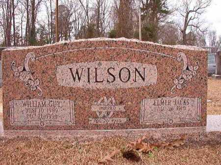 WILSON, ELMER - Columbia County, Arkansas | ELMER WILSON - Arkansas Gravestone Photos