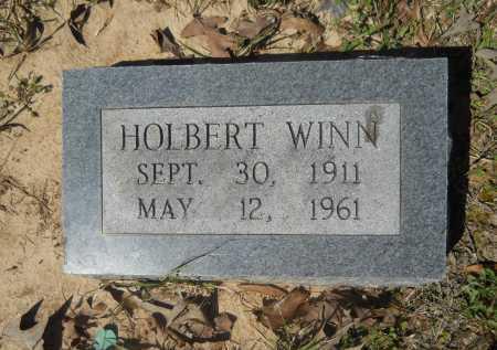 WINN, HOLBERT - Columbia County, Arkansas | HOLBERT WINN - Arkansas Gravestone Photos