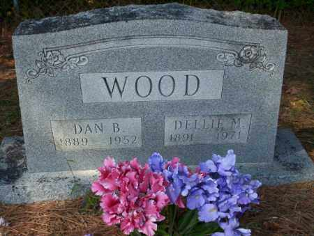 WOOD, DELLIE M - Columbia County, Arkansas | DELLIE M WOOD - Arkansas Gravestone Photos