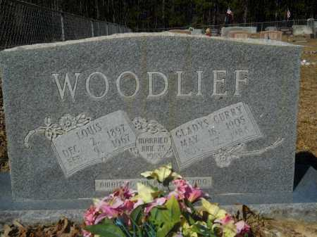 WOODLIEF, LOUIS - Columbia County, Arkansas | LOUIS WOODLIEF - Arkansas Gravestone Photos
