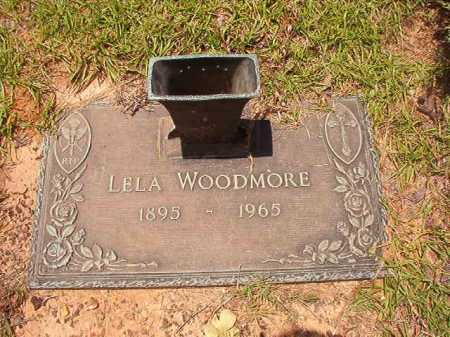 WOODMORE, LELA - Columbia County, Arkansas | LELA WOODMORE - Arkansas Gravestone Photos