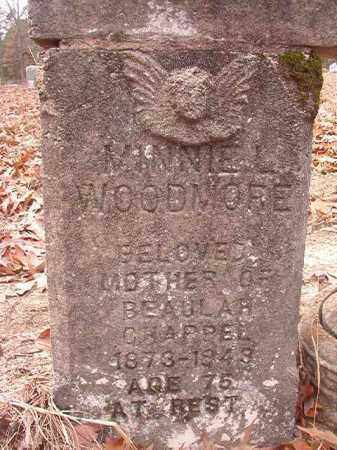 WOODMORE, MINNIE L - Columbia County, Arkansas | MINNIE L WOODMORE - Arkansas Gravestone Photos