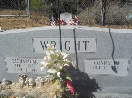 WRIGHT, RICHARD M - Columbia County, Arkansas | RICHARD M WRIGHT - Arkansas Gravestone Photos