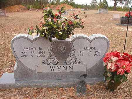 WYNN, SMEAD - Columbia County, Arkansas | SMEAD WYNN - Arkansas Gravestone Photos