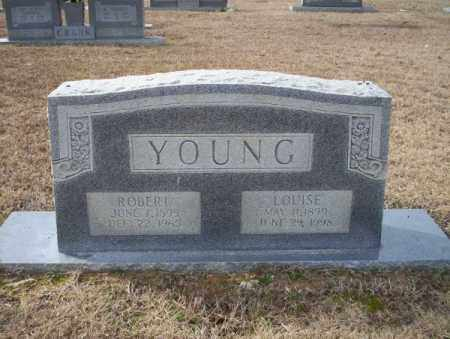 YOUNG, LOUISE - Columbia County, Arkansas | LOUISE YOUNG - Arkansas Gravestone Photos