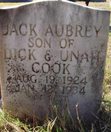 AUBREY, JACK - Conway County, Arkansas | JACK AUBREY - Arkansas Gravestone Photos